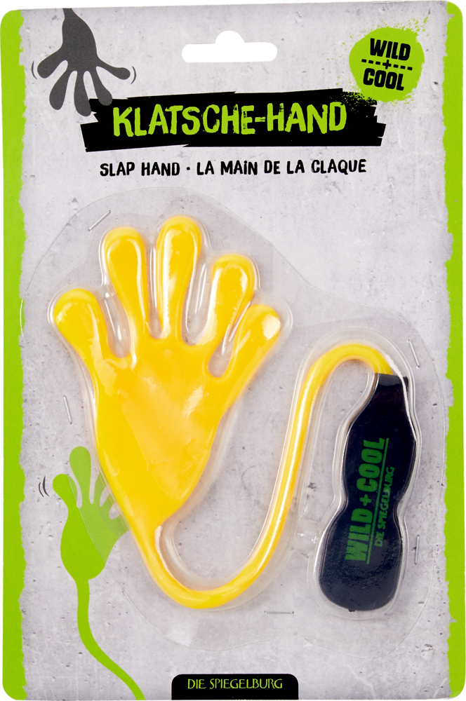 Klatsche-Hand Wild+Cool
