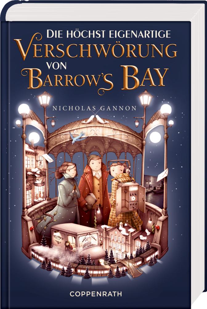 Die höchst eigenartige Verschwörung von Barrow's Bay