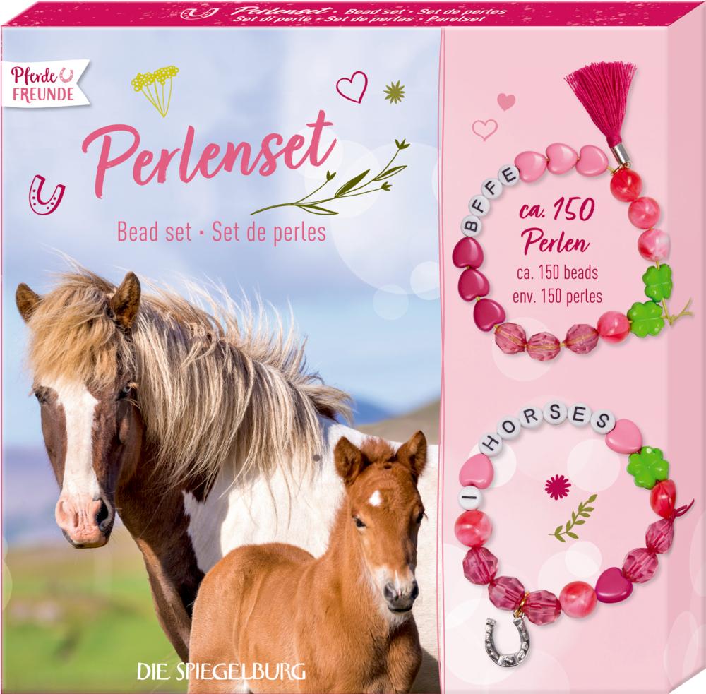 Perlenset Pferdefreunde