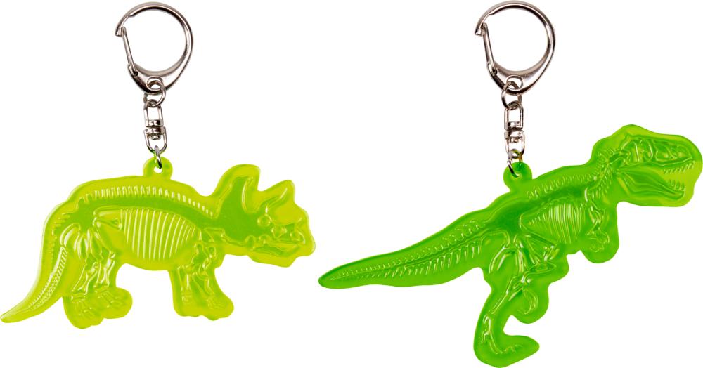 Leuchtender Anhänger T-Rex World