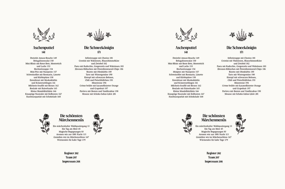 Das Märchen-Kochbuch - Rezepte & Geschichten