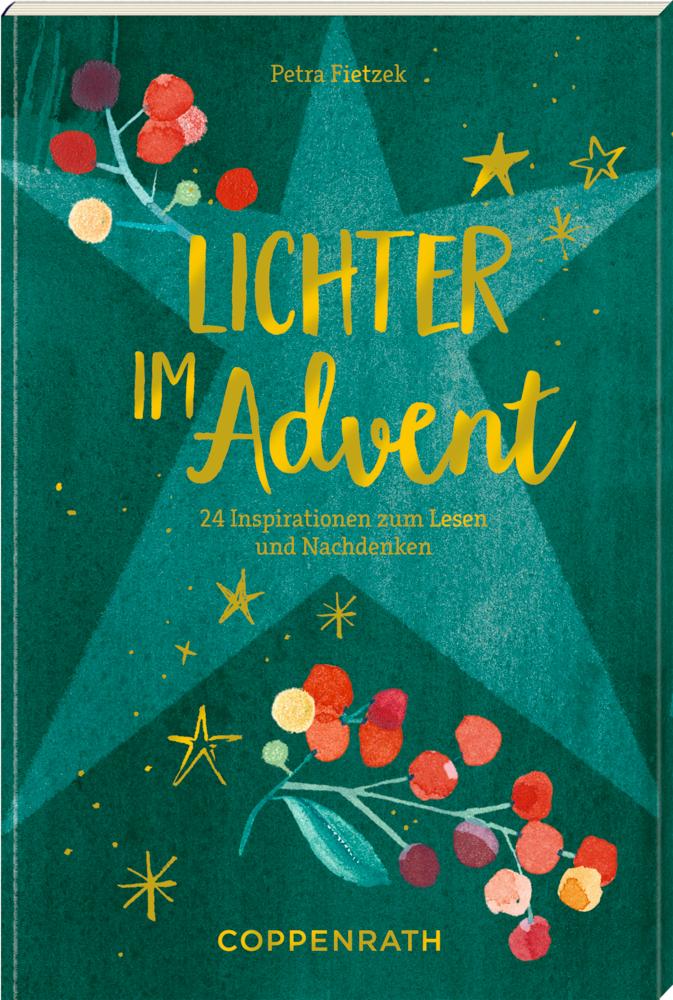 Lichter im Advent, Adventskalenderbuch