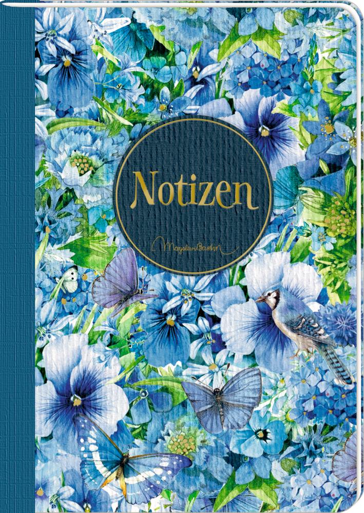 Notizheft DIN A5 Frischer Wind (M.Bastin)