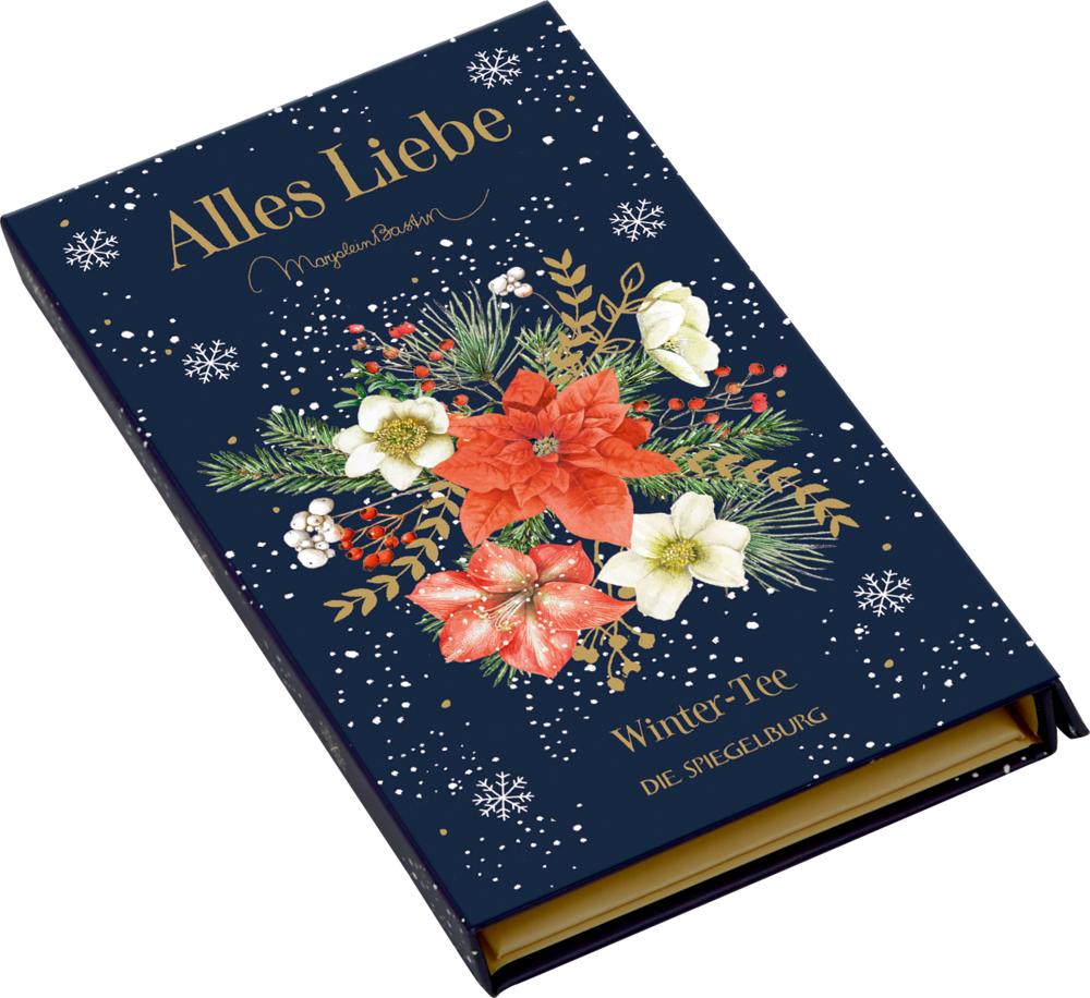 """Tee-Geschenkset """"Alles Liebe"""" Zauberhafte Weihnachten (M. Bastin)"""