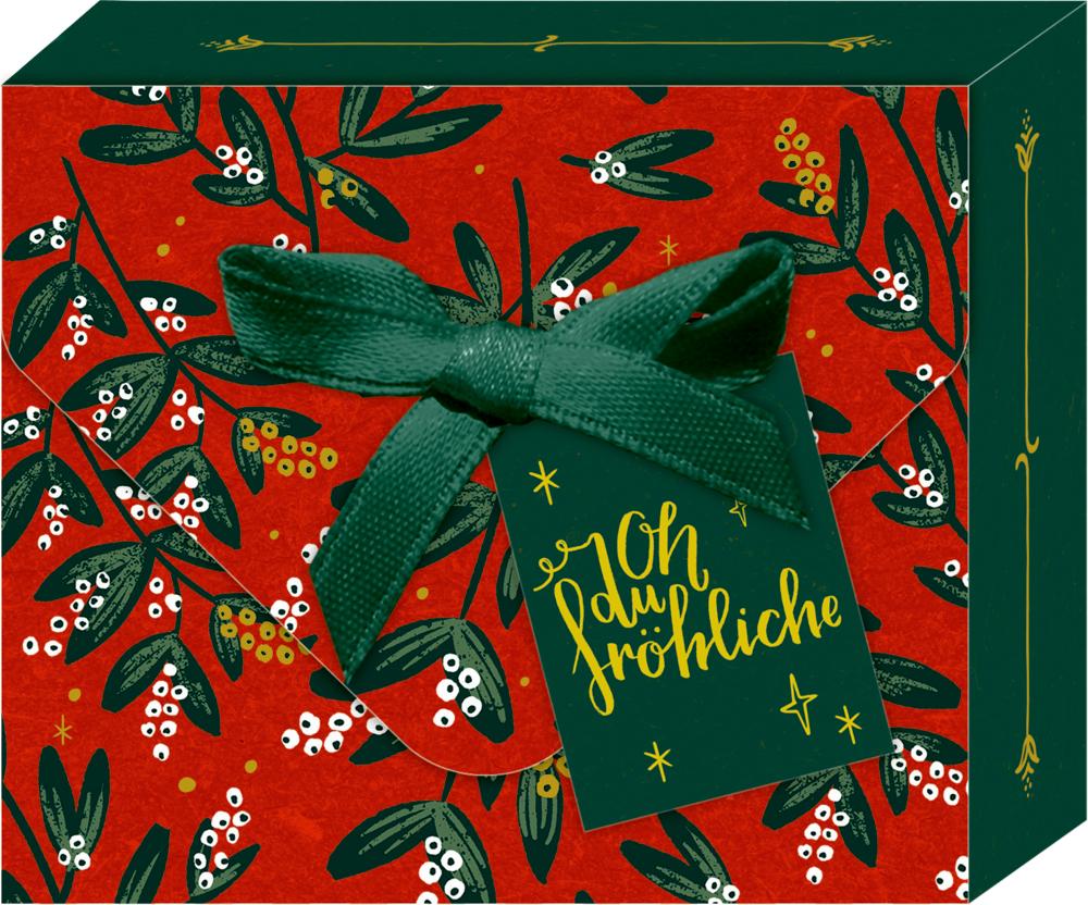 Wunscherfüller-Box Oh du fröhliche (Weihnachten)