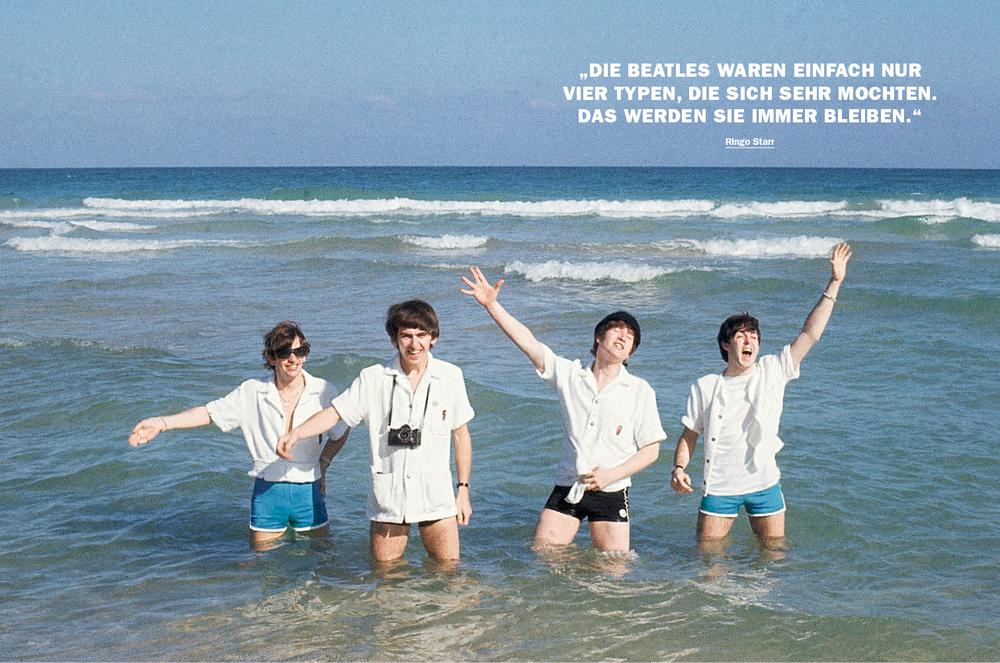 All you need - Auf kulinarischer Tour mit den Beatles