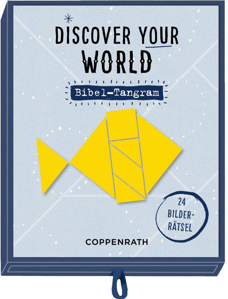 Discover your world - Bibel-Tangram (Schachtelspiel)