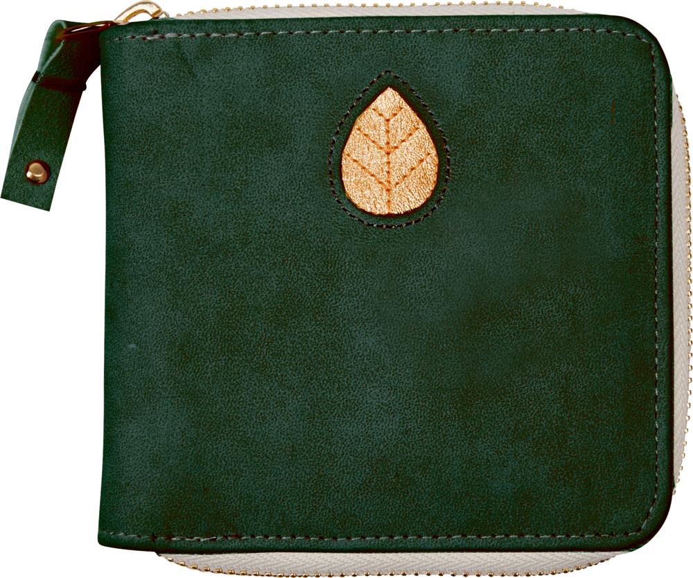 dunkelgrün, Portemonnaie Little Secrets Taschenzauber