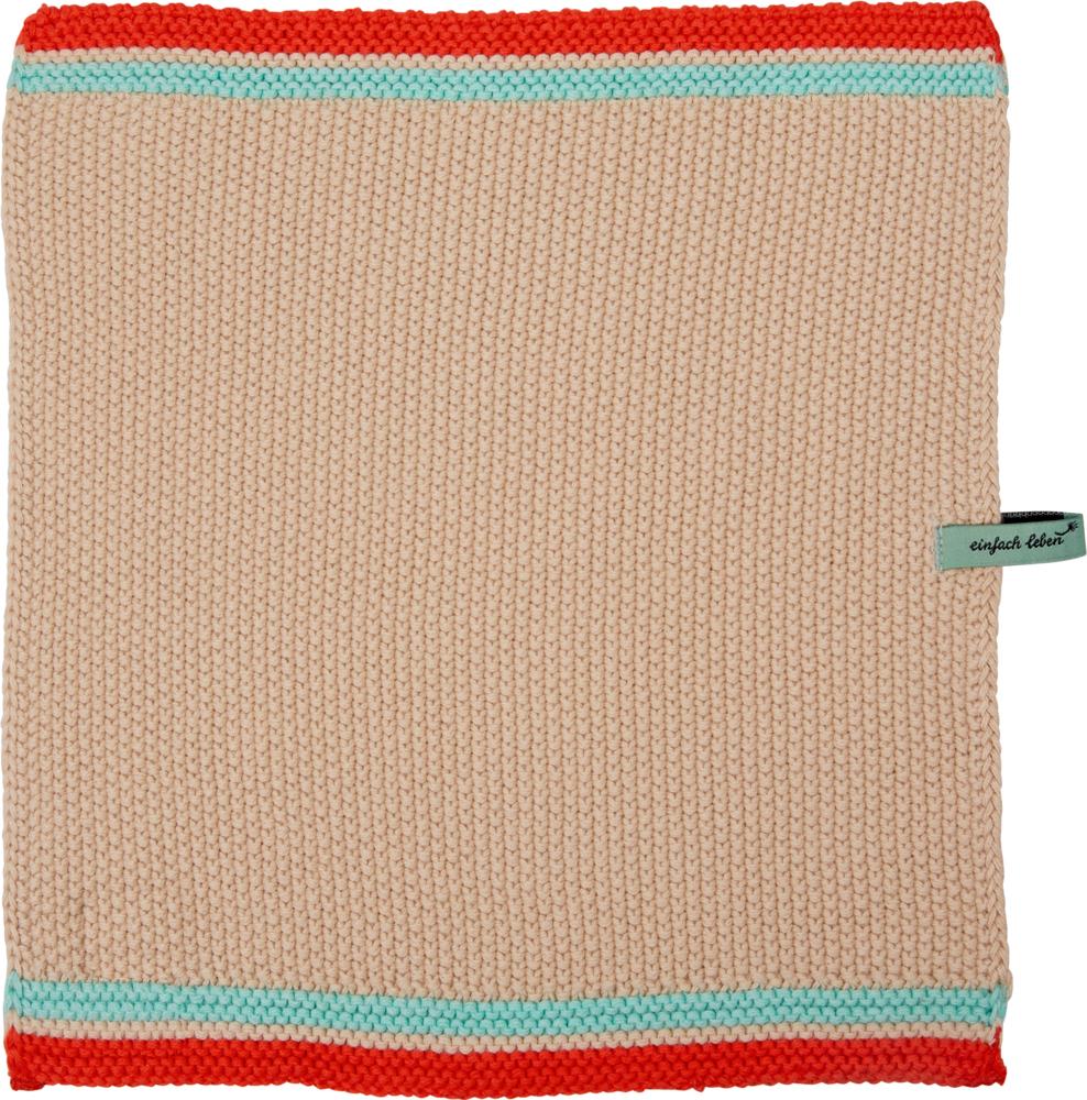 Spültuch - einfach leben aus Baumwolle