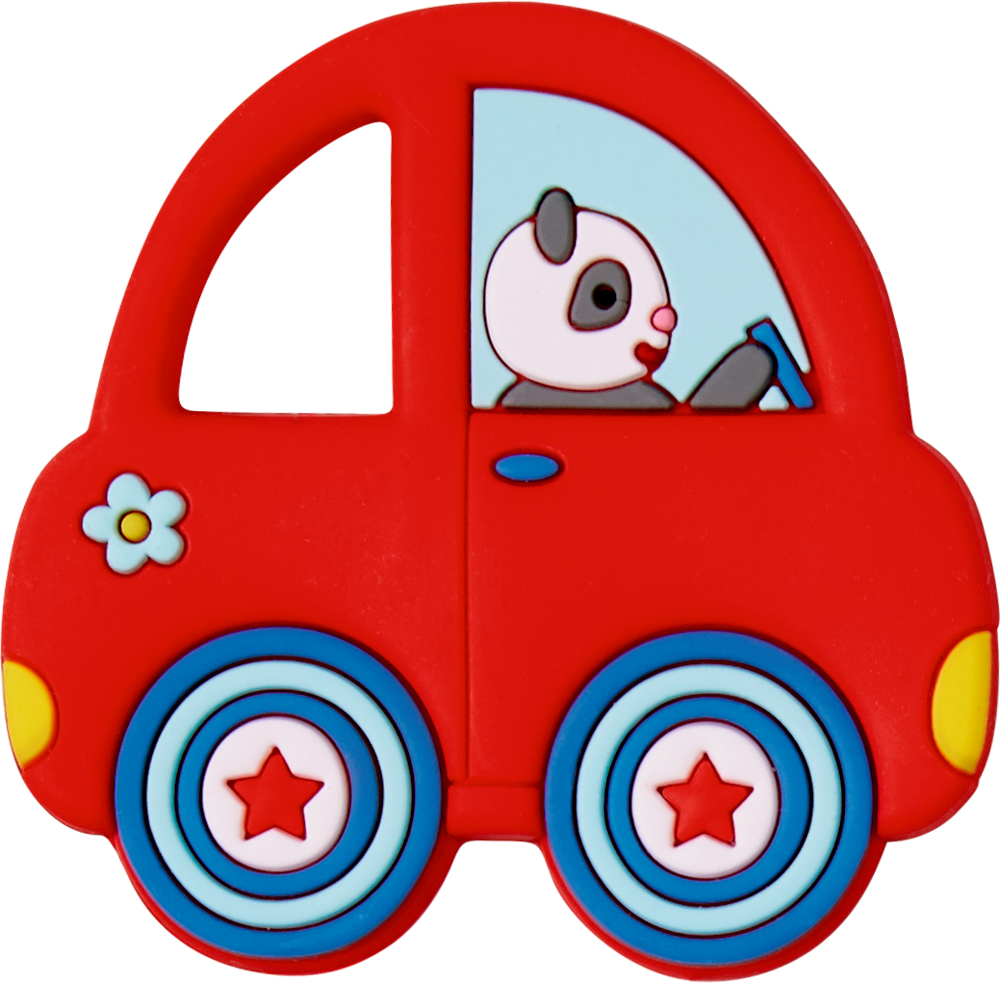 Beißring Auto BabyGlück