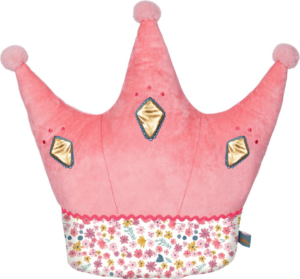 Kronen-Kissen Prinzessin Lillifee (Glitter & Gold)