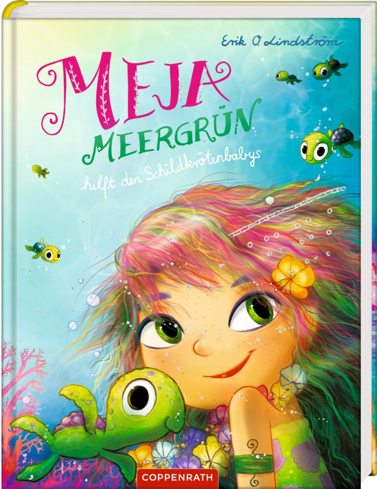 Meja Meergrün hilft den Schildkrötenbabys (Bd. 6)