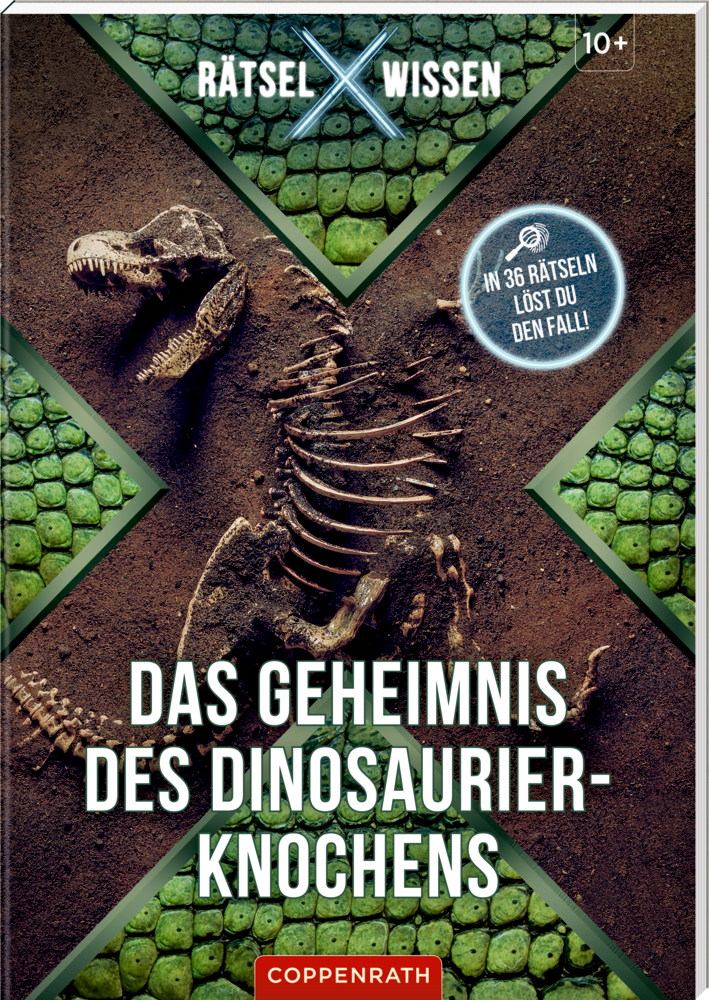Rätsel X Wissen: Das Geheimnis des Dinosaurier-Knochens