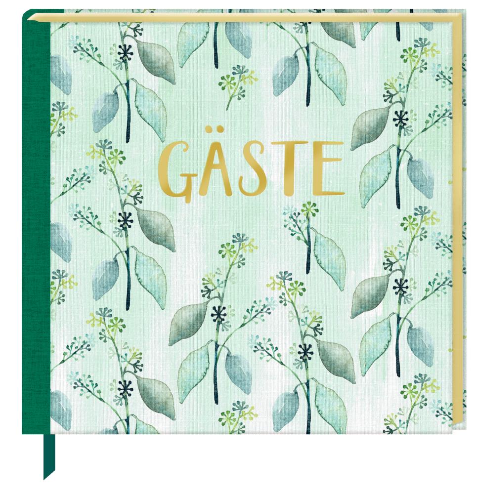 Gästebuch - Gäste (All about green)