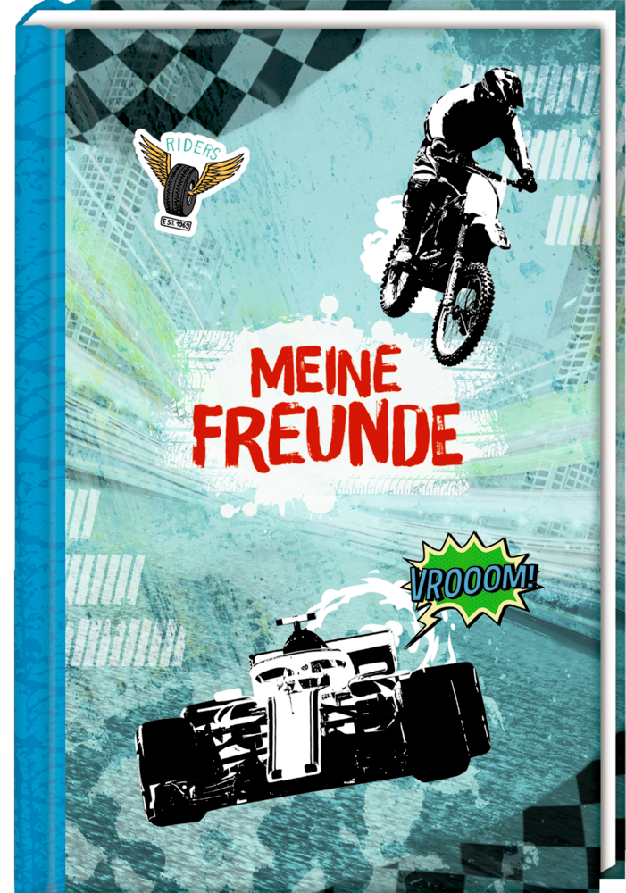 Freundebuch: Motorsport - Meine Freunde