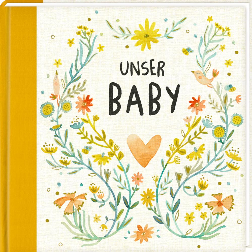 Eintragalbum - Unser Baby