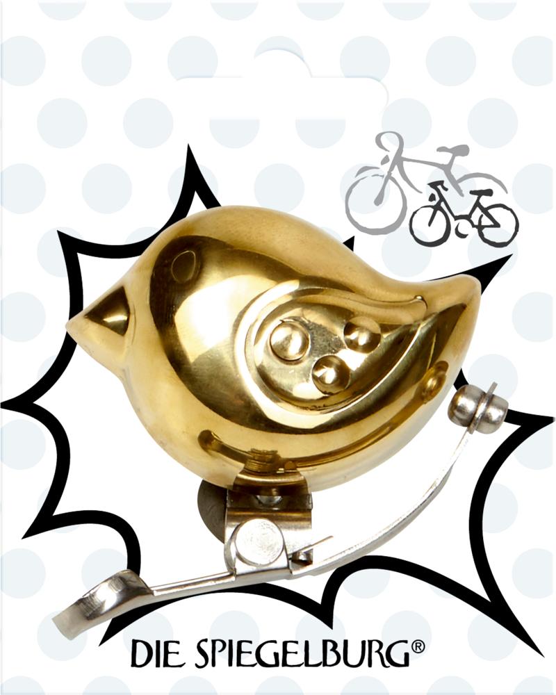 Kleine Fahrradklingel Vogel  Pimp my bike! Kids