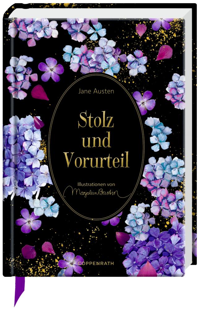 Schmuckausgabe (M. Bastin): Jane Austen, Stolz und Vorurteil