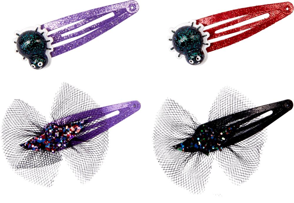 Haarclips Spinne oder Fledermaus Wild+Cool