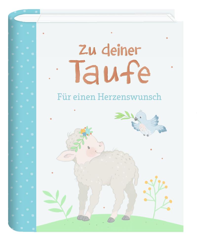 Wunscherfüller-Buchbox: Zu deiner Taufe