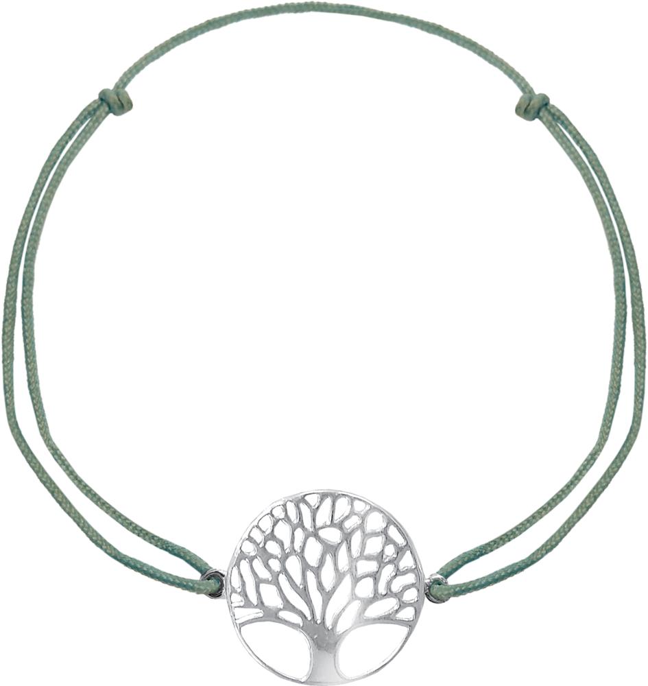 Armband mit Lebensbaum-Anhänger