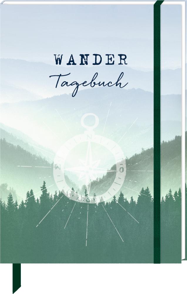 Eintragbuch: Wandertagebuch