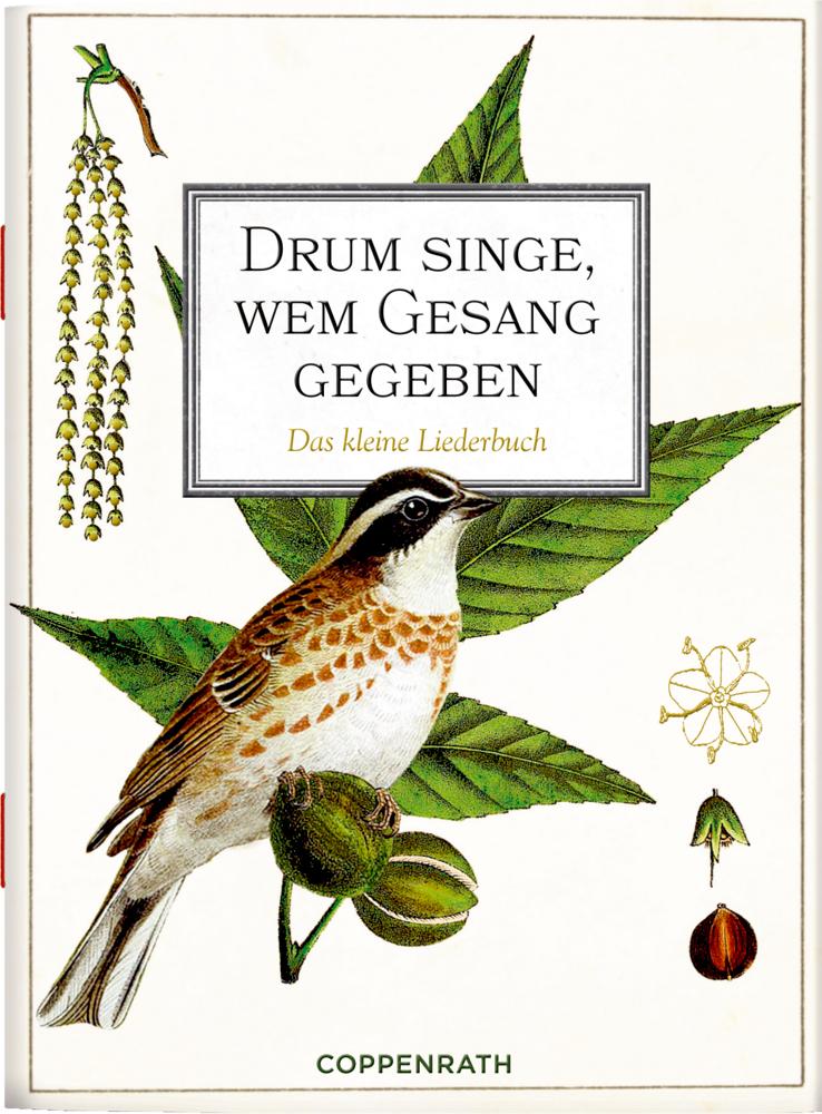 Schöne Grüße: Drum singe, wem Gesang gegeben
