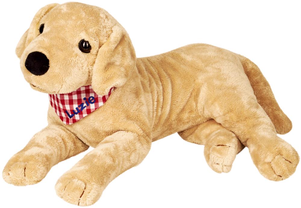 Labrador Luzie  Lustige Tierparade (ca. 50 cm)