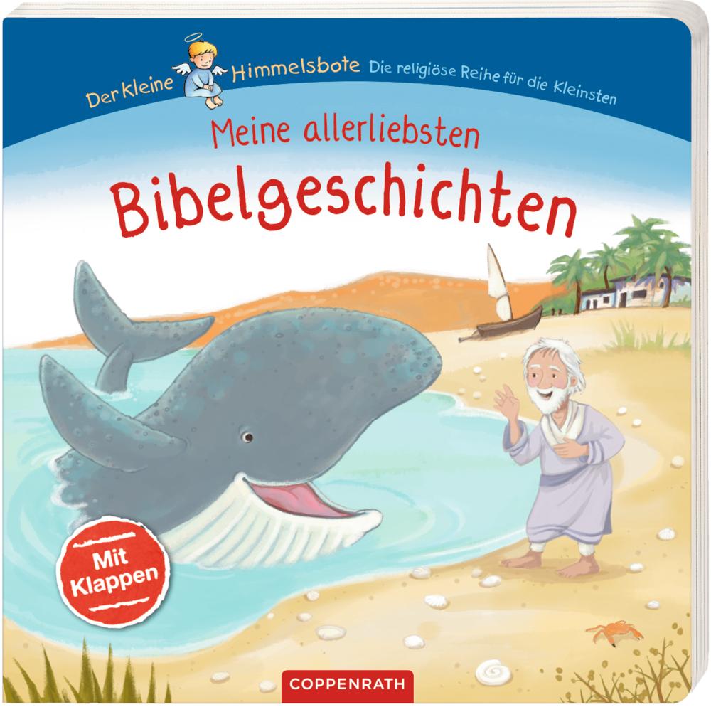 Meine allerliebsten Bibelgeschichten (Kleiner Himmelsbote)