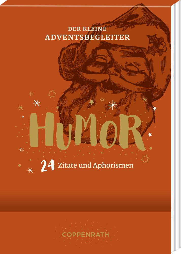 Der kleine Adventsbegleiter Humor, Aufstell-Adventskalender