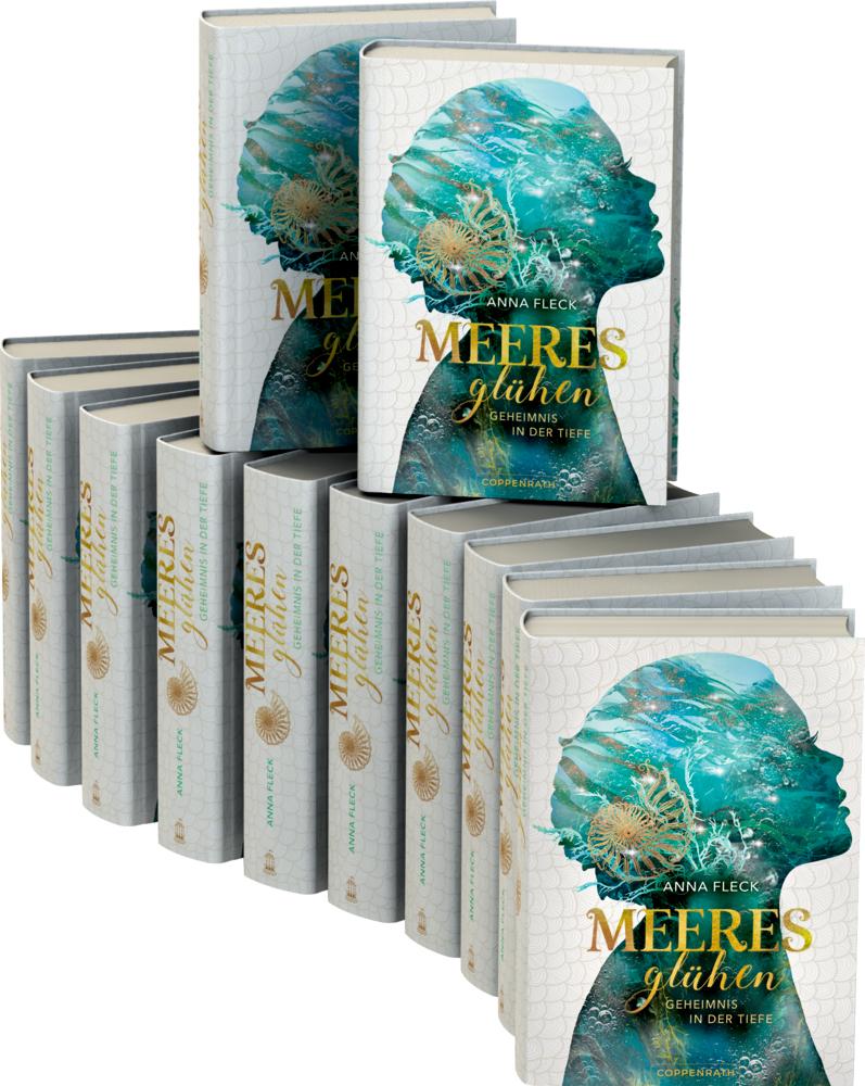Meeresglühen (Bd.1) - Geheimnis in der Tiefe