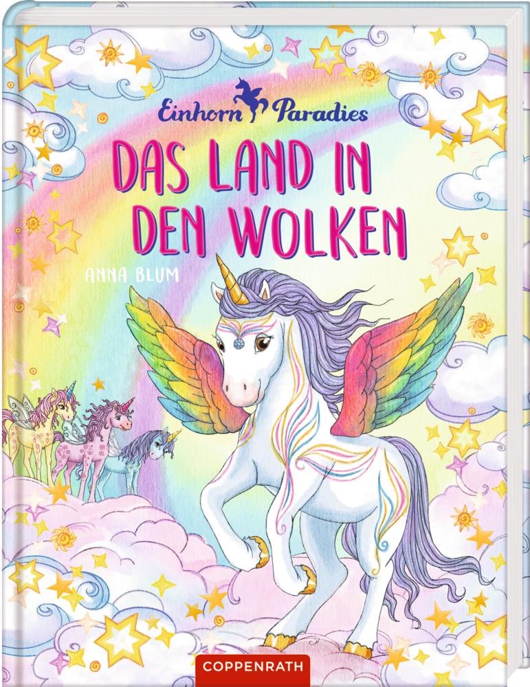 Einhorn-Paradies (Bd. 6) - Das Land in den Wolken
