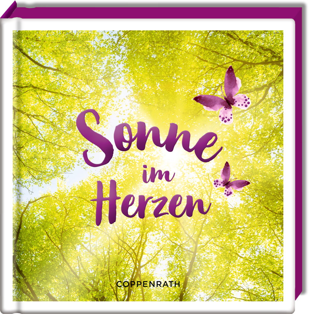 Coffeetable-Buch: Sonne im Herzen