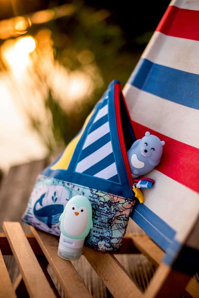 Kulturtasche Reisezeit Kids (Schiffchen)