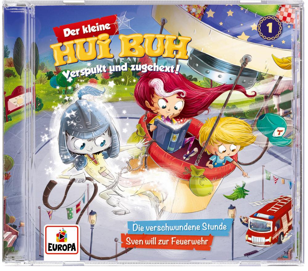 CD Hörspiel: Der kleine Hui Buh (Bd. 1) Verspukt und zugehext!