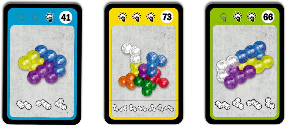 Magnetischer Puzzle-Würfel Wild+Cool
