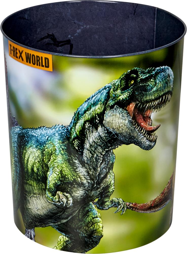 Papierkorb T-Rex World