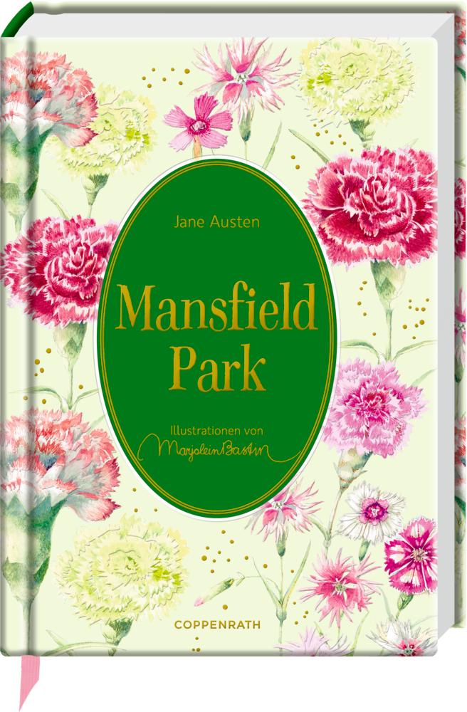Schmuckausgabe (M. Bastin): Jane Austen, Mansfield Park