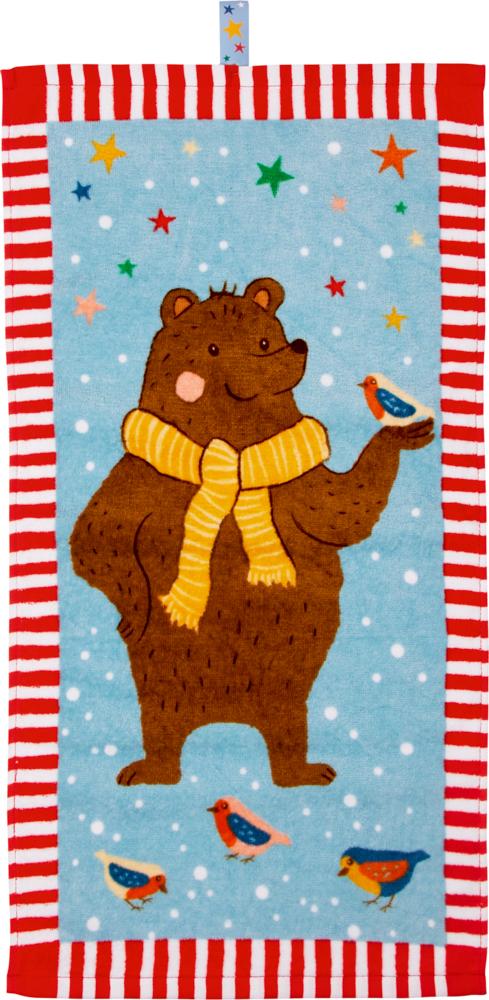 Zauberhandtuch - Bärenstarke Weihnachten