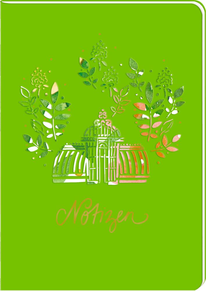 Notizheft DIN A5 Frühling im Herzen