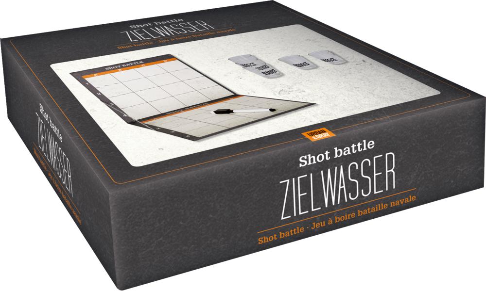 Shot battle ZIELWASSER Urban&Gray
