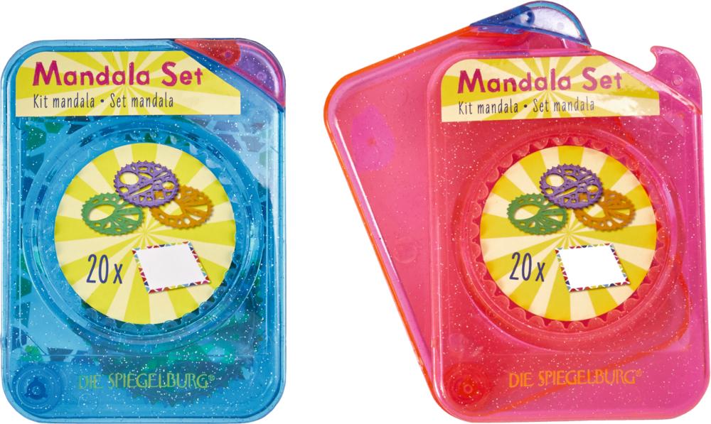 Mandala Set Bunte Geschenke