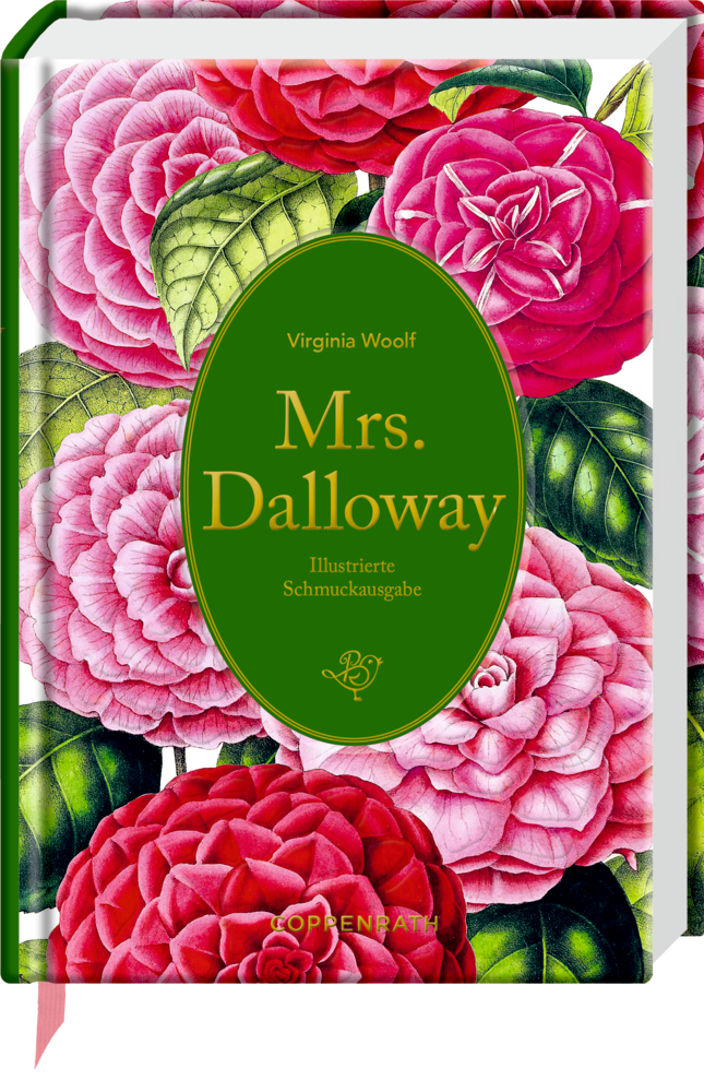 Kleine Schmuckausgabe: Mrs Dalloway (B. Behr)