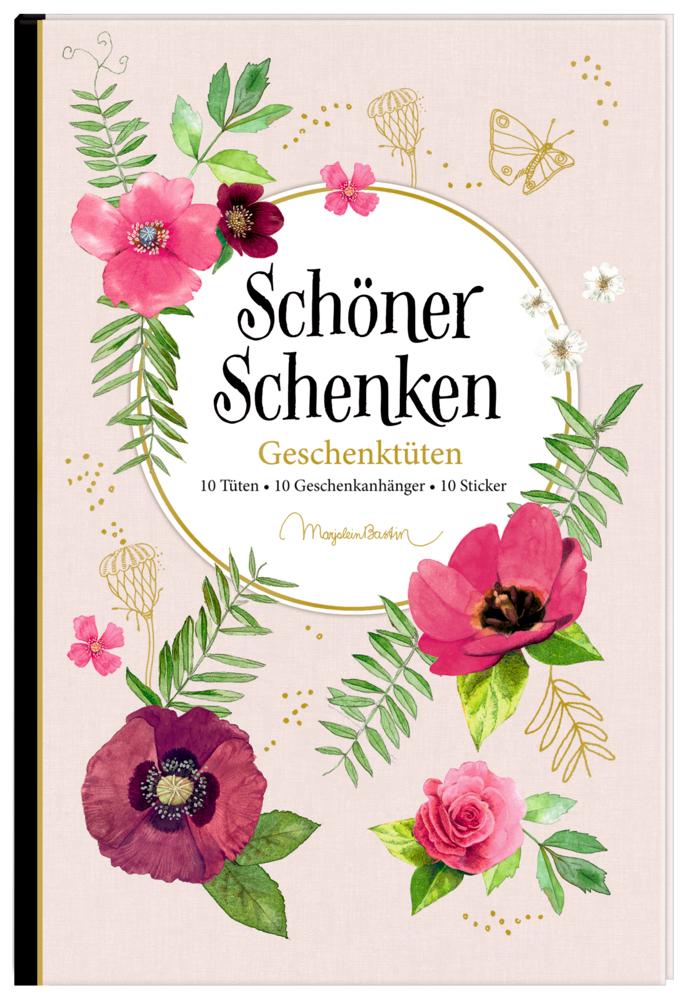 Geschenktüten-Buch: Schöner schenken - Zeitlos schön(Bastin)