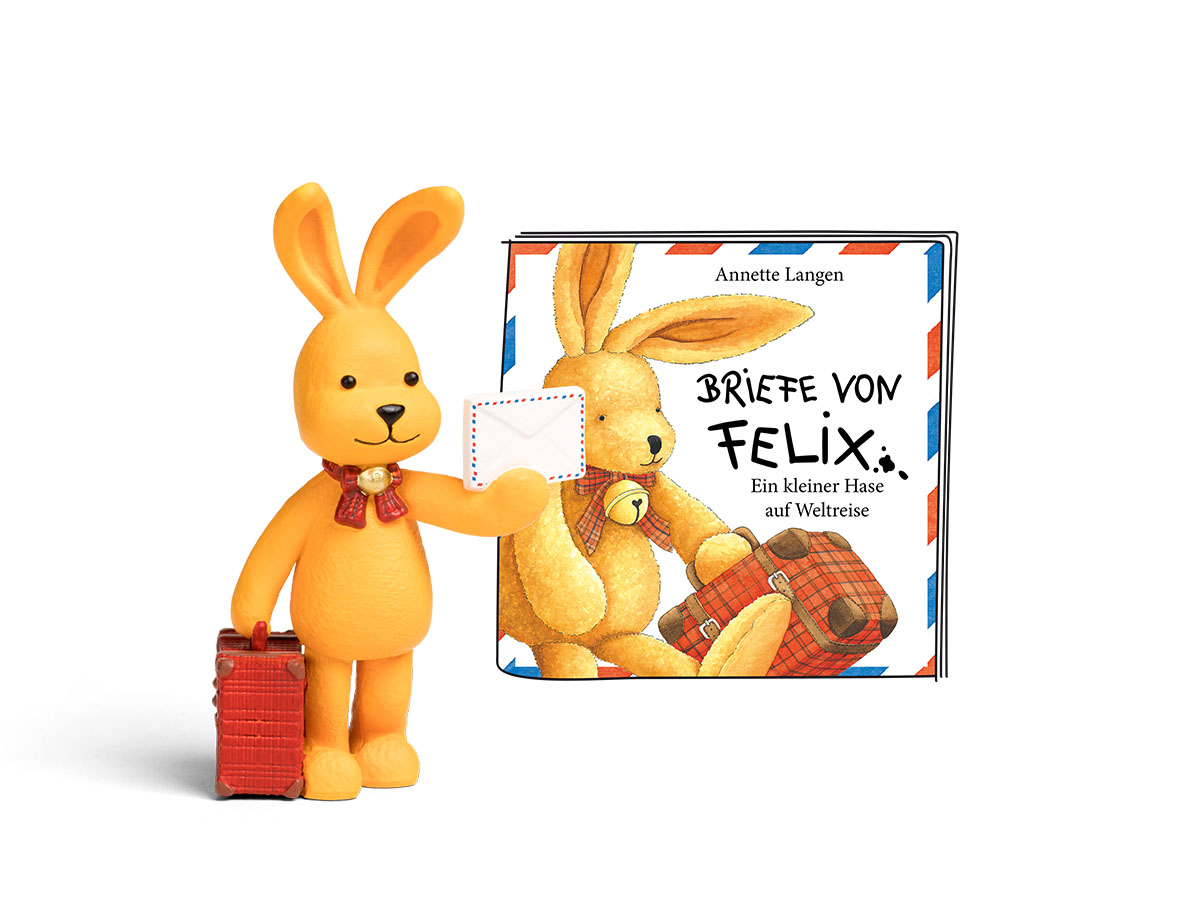 Tonies. Hörfigur Felix (Briefe von Felix) (Marke tonies)