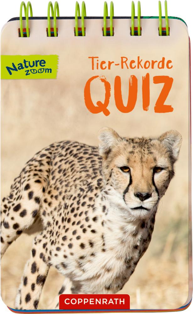 Tier-Rekorde-Quiz (Nature Zoom)
