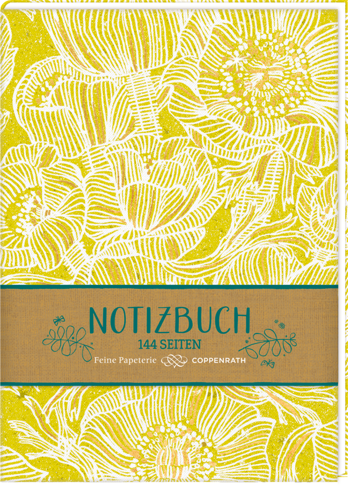 Notizbuch - All about yellow