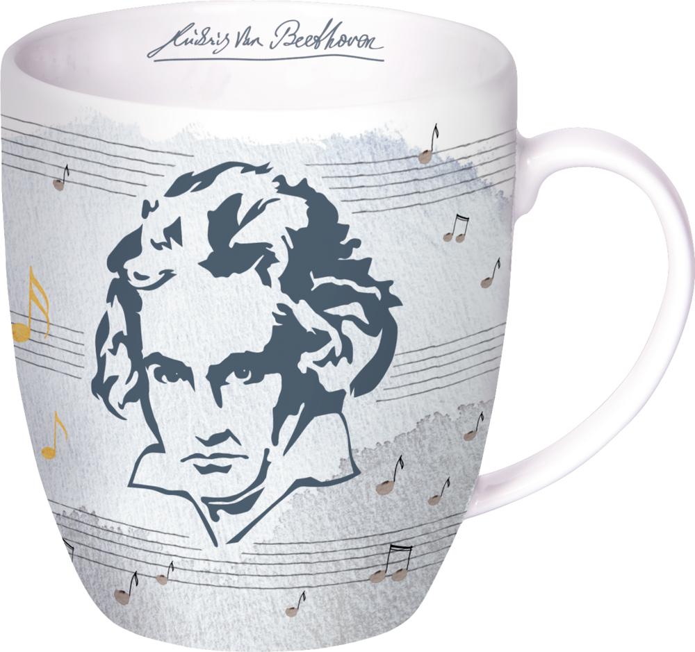 "LieblingsTasse ""Notenreigen"" All about music"