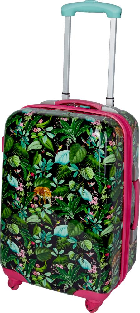 """Hartschalentrolley """"I love my Jungle"""" Garden"""