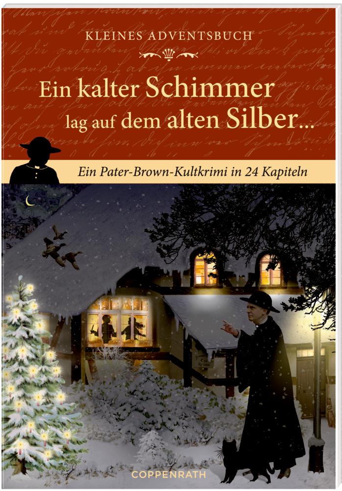Ein kalter Schimmer ..., Adventskalender-Buch (Behr)